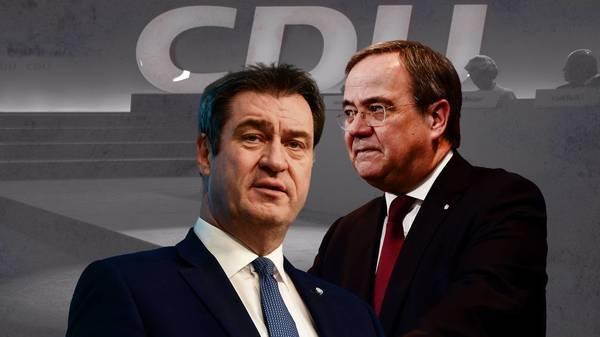Wahlprogramm der CDU und CSU vorgestellt - Schwarze Finanzpolitik und ein Hauch von Grün