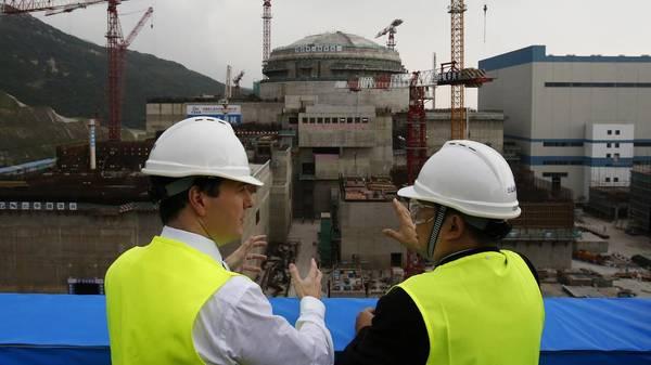 Behörden beunruhigt: Bericht über Leck in chinesischem Atomkraftwerk Taishan