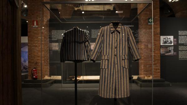 KANSAS CITY: Holocaust exhibit displaying 700 original artifacts from Auschwitz on display at Union Station