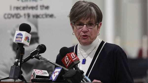 GOP ends COVID emergency in Kansas; Gov. Kelly sees 'obstruction' - KAKE