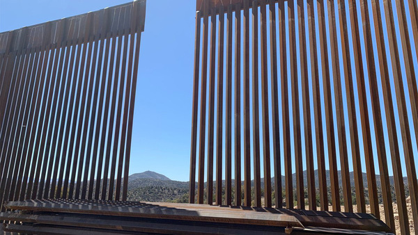 GAO says Biden halt of border wall construction does not violate law | Fox News