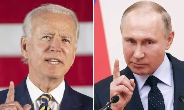 Biden meeting marks rare trip out of 'bunker' for Covid-cautious Putin | Russia | The Guardian