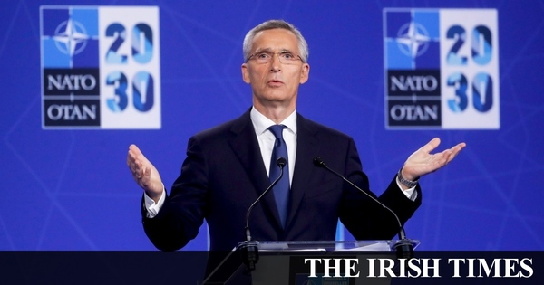 Nato declares China a security risk for first time