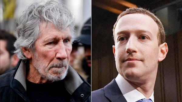 Roger Waters slams Mark Zuckerberg after rejecting Facebook's offer to use Pink Floyd song | Fox Business