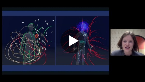 Reality Lab Lectures: Sarah Ticho - Investigating Our Sensory Realities Through Immersive Art
