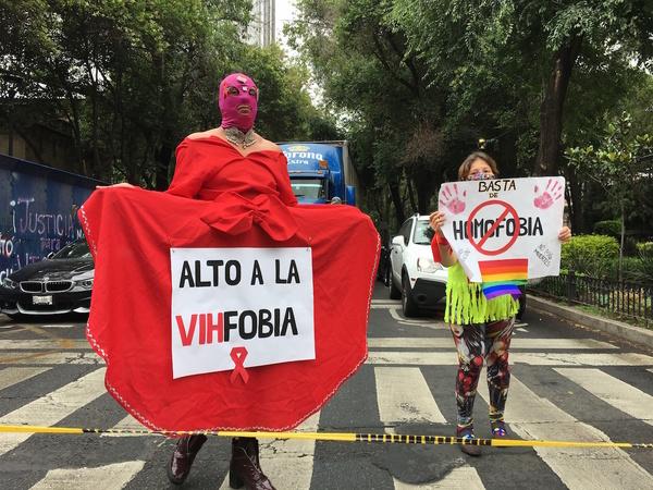 Crimen de odio a joven que vivía con VIH: los activismos mexicanos alzan la voz y exigen justicia