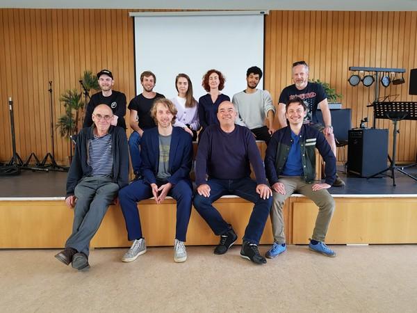 Das Team hat mit den Proben für Robin Hood begonnen. (Foto: Privat)