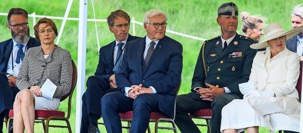 """Rostocks OB Madsen trifft """"seine"""" Königin: """"Da hatte ich schon eine Träne im Auge"""""""