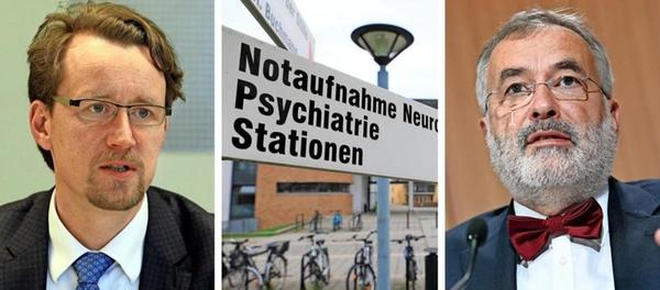 Folter-Vorwürfe gegen Rostocker Psychiatrie: So reagiert die Uni-Klinik