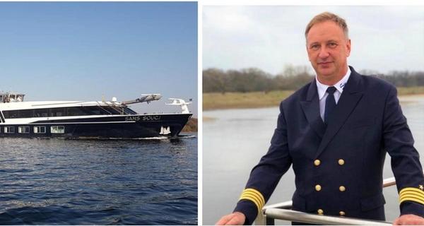 Nach vielen gestrichenen Reisen: MS Sans Souci steuert Stralsund wieder an