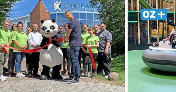 Pandino in Bargeshagen wieder geöffnet: Das ist neu in der Kinderspielwelt