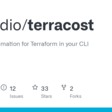 cycloidio/terracost: Cloud cost estimation for Terraform in your CLI