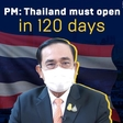 La Thaïlande se donne 120 jours pour rouvrir complètement - Thailande Info