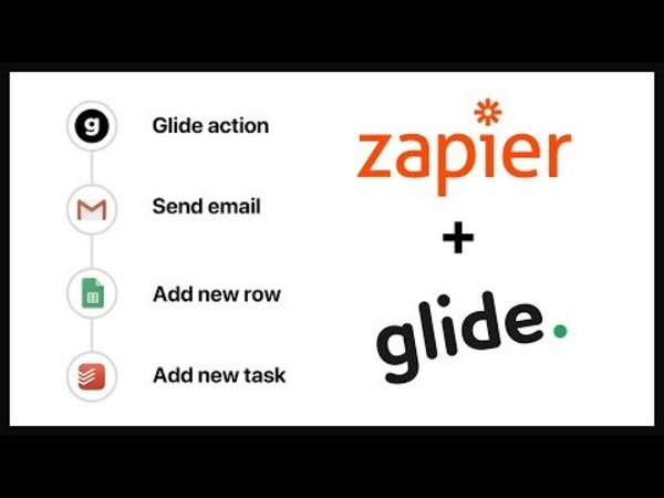 Integrating Zapier with Glide