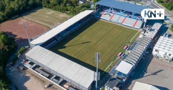 Pläne für neues Holstein-Stadion in Kiel: Ziel sind 25000 Zuschauer nach Umbau