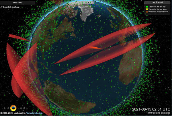 LeoLabs to expand radar network to Europe