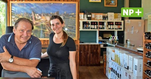 Eugenio Kobryniec bringt argentinische Küche ins Café Schneeweiß