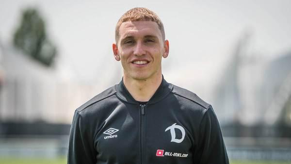 Von Freiburg II: Luca Herrmann wechselt zu Dynamo Dresden