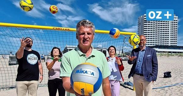 Zachhubers Sportarena: Das kann man am Warnemünder Strand erleben