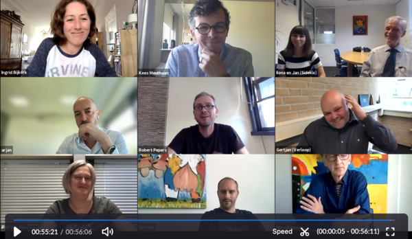 online sessie over auditpunten en veiligheidsissues