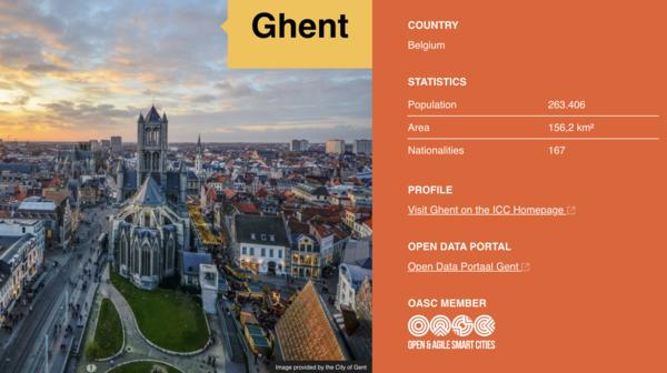 Open-source Stad Gent-applicaties van District09 wereldwijd in de kijker