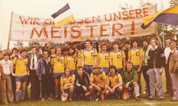 Bombige Zeiten im Bomlitzer Fußballrausch - Walsroder Zeitung