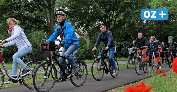 Sicher unterwegs: Neuer Radweg bei Greifswald erfreut Pendler, Touristen und Familien