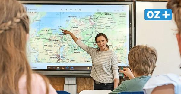 Wie ein Wismarer Kartograf für bessere Orientierung bei Grundschülern sorgen will