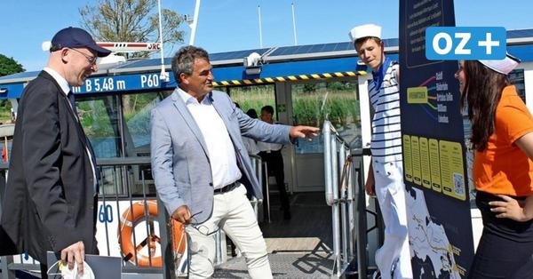 Ahoi Rügen! Kurkartenfinanzierter Schiffsverkehr gestartet