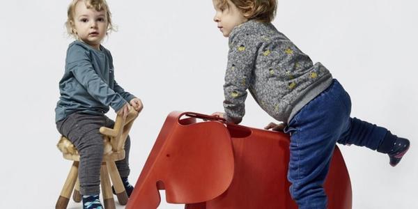 Sonderschau im Grassi Museum zeigt Kinderstühle von gestern bis heute