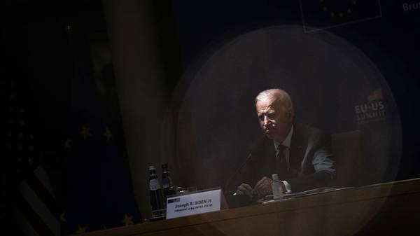 US-Präsident Biden will Chinas Multimilliardenprojekt der Neuen Seidenstraße kontern