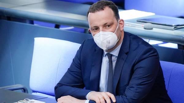 Rechnungshof wirft Spahn vor, zu viele und zu teure Masken bestellt zu haben