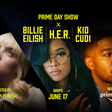 Billie Eilish, H.E.R., Kid Cudi to Perform in Amazon Prime Day Show - Rolling Stone