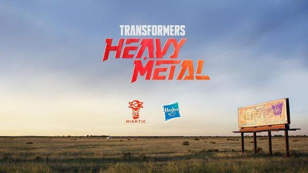 Transformers Heavy Metal by Niantic is open for pre-registration