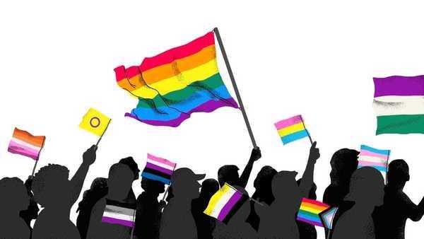 LGBTQ Pride flags go beyond the classic rainbow