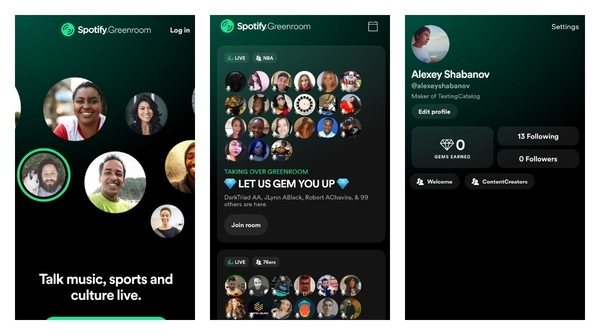 Spotify Greenroom is available in Early Access on Android and here is how to find it
