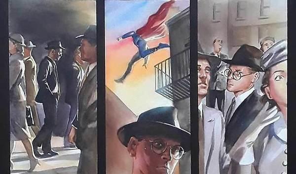 Alex Ross - Marvels Original Art