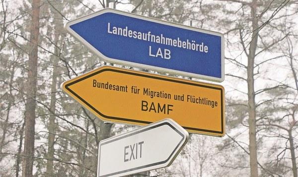 Ankunftszentrum: Nur noch ein Jahr Verlängerung - Heidekreis - Walsroder Zeitung