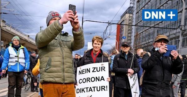 """""""Querdenker"""" demonstrieren am Sonnabend: Was kommt auf Dresden zu?"""