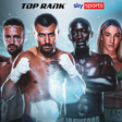 Sky Sports extends boxing coverage with Top Rank and Boxxer partnerships