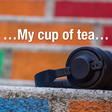 ApplePodcast内の...My cup of tea...チャンネル