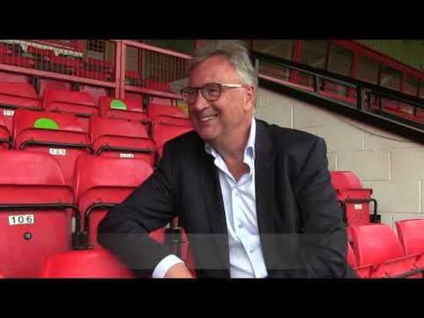 Watch: Leigh Pomlett Provides an Update as Season Tickets Are Set to Go on Sale