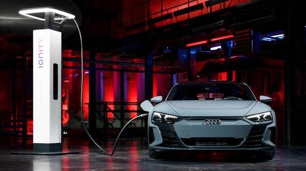 Audi: Letzter Verbrenner kommt in fünf Jahren