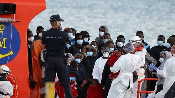 Kömmentar: Die Migrationspolitik der EU ist eine Schande