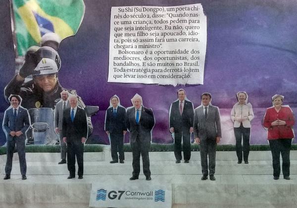 Frase de Rogério Cezar Cerrqueira Leite