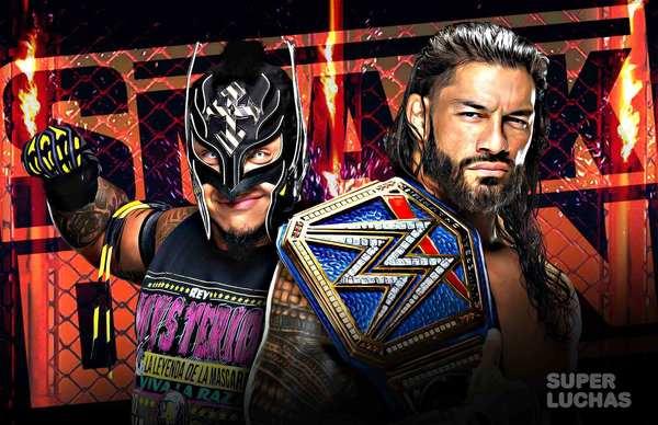 WWE SMACKDOWN 18 de junio 2021   Resultados en vivo   HELL IN A CELL