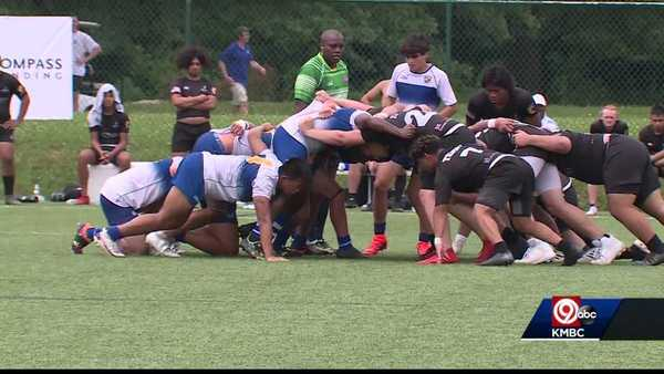 2 Kansas City teams playing in National Rugby Championships