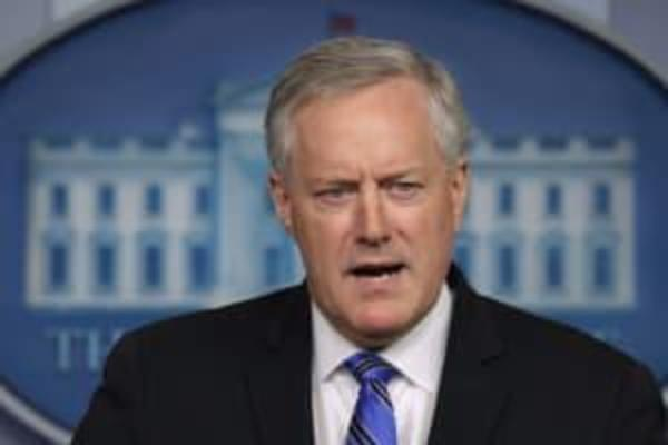 Mark Meadows reportedly predicted 'nobody is going to care' about George Floyd's killing