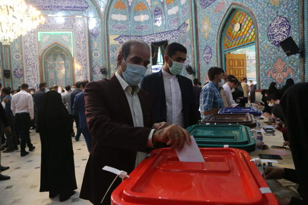 No matter who wins Iran's election, 'the Iranian people will certainly lose,' expert says