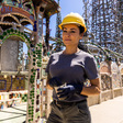 Meet the Woman In Charge of Conserving Every Single Inch of the Watts Towers, L.A.'s Most Iconic Landmark ~ L.A. TACO